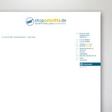 Briefbogen digital