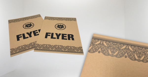 Packpapier Schwarz