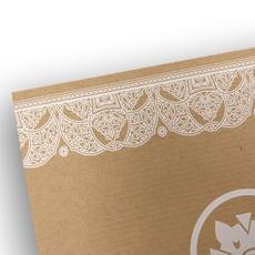 Packpapier Weiß